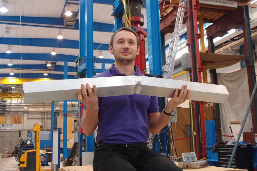 Mikhail Khadyko is a Postdoctoral Fellow at the Department of Structural Engineering, NTNU.