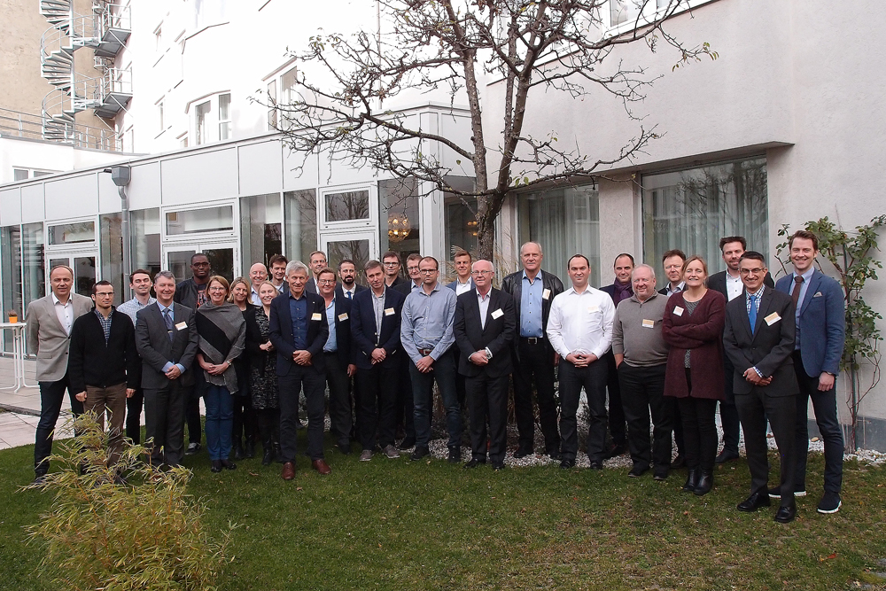 CASA Board Seminar Munich 2017. Photo: Albert H. Collett.