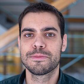 Researcher at SFI CASA Miguel Costas