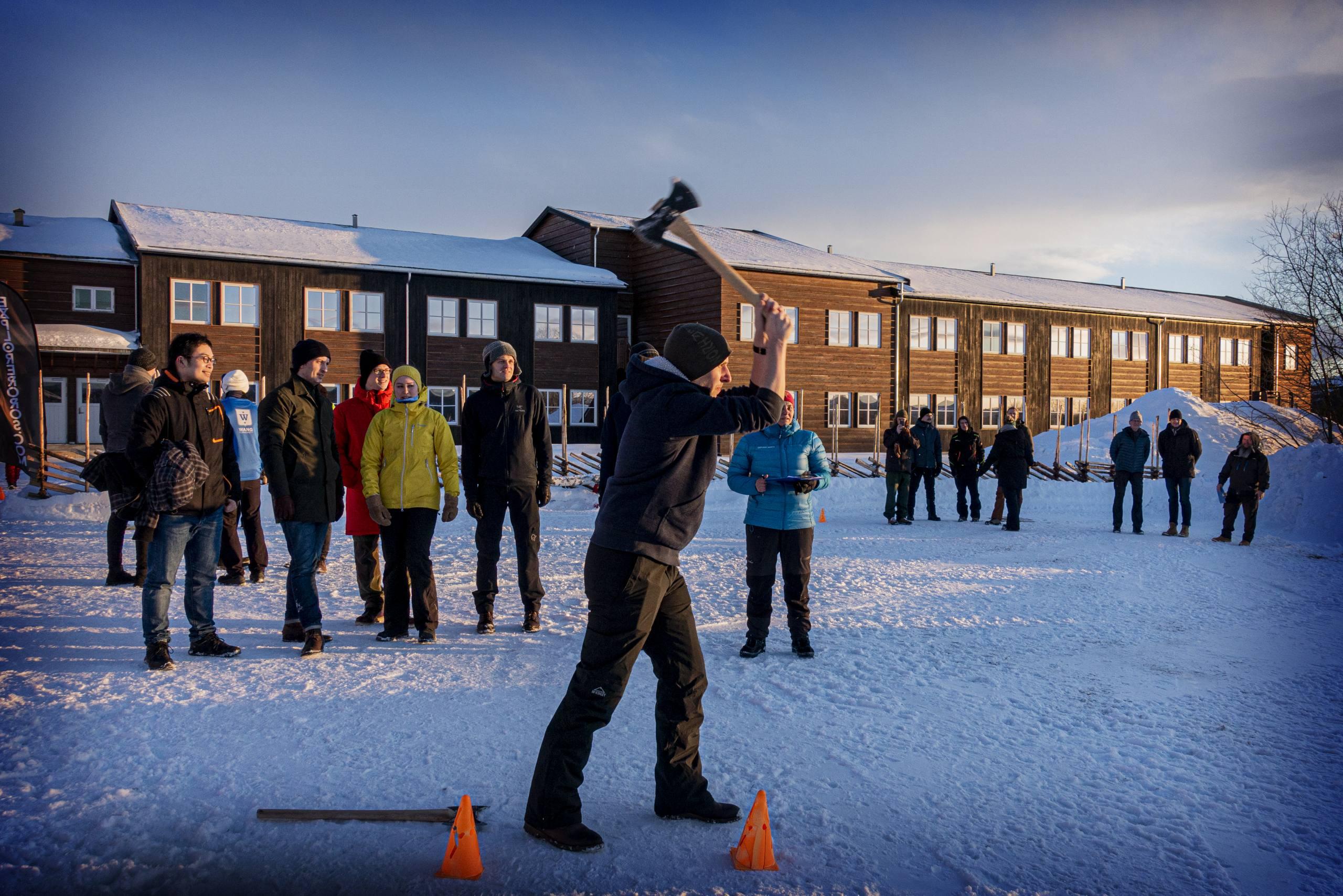 Winter Games at Røros