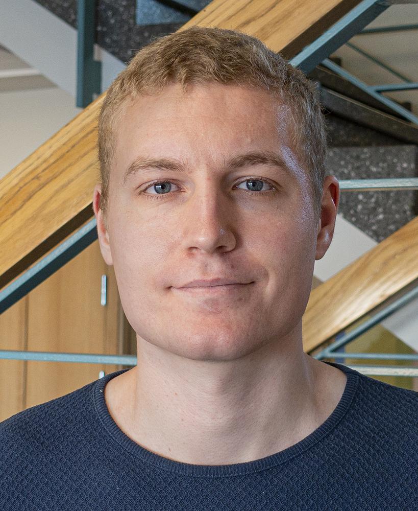 PhD candidate Jonas Rudshaug
